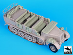 Sd.Kfz 8 accessories set