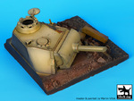 Panther turret base