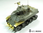 WWII US Army M5A1 Early version For AFV CLUB Kit