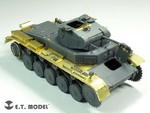WWII German Pz.Kpfw.II Ausf.A/B/C Basic For TAMIYA 35292