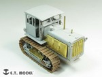 Russian ChTZ S-65 Tractor with Cab For TRUMPETER 05539