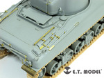 WWII US ARMY M4A1 DV Mid Tank For DRAGON 6404