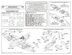 Seafire Mk.46/47 – Control surfaces set