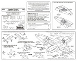 Seafire FR. 46/47 – Armament set for Airfix kit