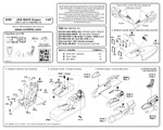 JAS-39A/C Gripen – Interior set 1/48 for KittyHawk kit