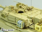 US Army/MC M1A1 Main Battle Tank  For TAMIYA 35269