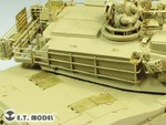 US ARMY M1A1/A2 Engine & Turret Rack Grills For TAMIYA 35269