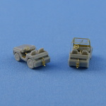 Toyota 2 TD 25 - airport tractor (2 pcs. In a set)