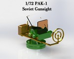 PAK-1 Soviet Gunsights 4 pcs. In a set