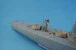 "Standart detail set for HMS ""Dreadnought"" 1906-1907 (3 boards)"