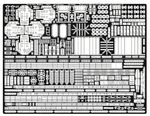 "High-End deatail set for HMS ""Dreadnought"" 1906-1907 (4 boards)"
