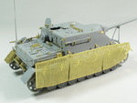 WWII German Jagdpanzer IV L/70(A) Schurzen For DRAGON Smart Kit