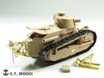 French FT-17 Light Tank(Cast Turret) For Meng TS-008