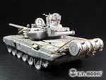 Russian T90 Main Battle Tank(Cast Turret) For TRUMPETER 05560