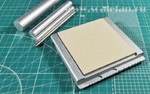 Small Shop Deluxe Photo Etch Rolling Set Brass Assist