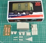 A3JS Box Body Trailer