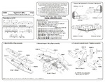Typhoon Mk.I – Control surfaces set for Airfix
