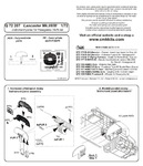 Lancaster Mk. I/II/III – Instrument panel 1/72 for Airfix/Hasegawa kit