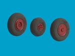 Wheel set for YaK-52 Light series