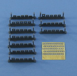 Kriegsmarine Life Rafts (Type SA1b-VW55) 50 pcs in a set