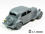 WWII CITROEN Traction 11CV Staff Car