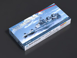 Russian Project 1232.2 Zubr Class LACA 1/700