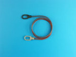 Towing cable set for T-34/76 and SU-85/100/122