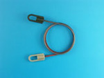 Towing cable set for T-34/76 Zavod 112 mod.1942
