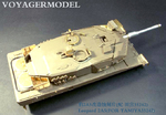 Photo Etched set for Leopard 2A5 (For TAMIYA 35242)
