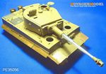 Photo Etched set for 1/35 WWII German Tiger I Late Version (For AFV 35079 )