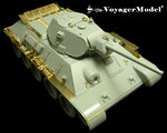 Photo Etched set for 1/35 Pz.kPfw. IV ausf E Armor (For DRAGON 6264)