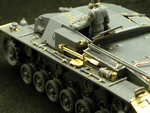 Photo Etched set for 1/35 StuG III Ausf.B (For TAMIYA35281)