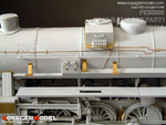 Photo Etched set for 1/35 BR52 Part I (For TRUMPETER 00210)