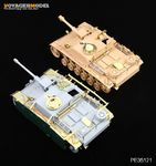 Photo Etched set for 1/35 StuG III Ausf.G early version  (For TAMIYA 35197 / DRAGON 6320)