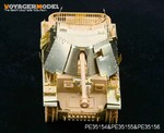 1/35 WWII Fenders for 38t Tank (For TAMIYA / TRISTAR 38t Series)