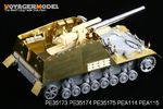 1/35 WWII Hummel Early Version Basic (For DRAGON 6150/6204)