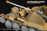 1/35 WWII German Marder III Ausf.M Initial Production Upper Hull (For DRAGON 6464)