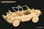 1/35 WWII German Schwimmwagan Type 166 (For TAMIYA 35224)
