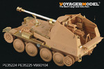 1/35 WWII German Marder III M Basic (For TAMIYA 35255)