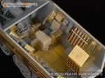"1/35 WWII German Sd.Kfz.250/8 ""Stummel"" (For DRAGON 6425)"