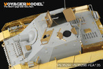 1/35 WWII German Sturmpanzer IV Brummbar Early/Mid Version Fenders (For DRAGON 6460 CH26)