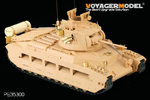 1/35 WWII British Matilda Mk.III/IV (For TAMIYA 35300)