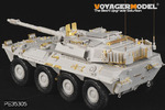 1/35 Modern Italian Amry  B1 Centauro Early Version (For TRUMPETER 00386)