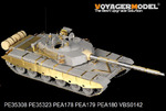 1/35 Chinese PLA ZTZ 99 MBT (For HOBBY BOSS 82438)