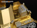 1/35 WWII German 47mm PaK(t) Panzerjager I Upper Hull (For DRAGON 6230)