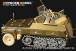 "1/35 WWII German Sd.Kfz.250/9 NEU ""RECON"" (For DRAGON 6425/6106)"