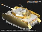 1/35 WWII German Panzer.IV Ausf.H Late/J Early Version (For DRAGON 6300/6549)