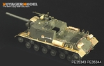 1/35 WWII Russian  JSU-152 Basic (For TAMIYA 35303)