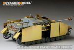 1/35 WWII German StuG.IV Early Production (For DRAGON 6540)
