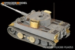 1/35 WWII German Tiger I Initial Production (For DRAGON 6252/6600)